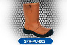 Safety Rigger Boot PU Sole Steel Toe