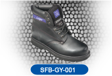 Safety Boot Goodyear Welted 001