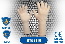 Hand Protection Specialist Heat Resistant