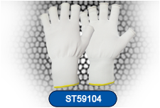 Hand Protection String Knit