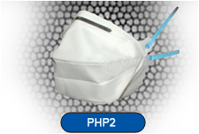 Horizontal Fold Flat Disposable Respirator Mask FFP2 CE EN149